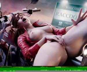 Resident Evil Chicks - Compilation