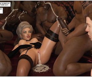 Sexy3DComics - Blackmaled: Kirstys Story 4 - part 4