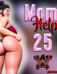 Crazy Dad 3D Moms Help 25 English