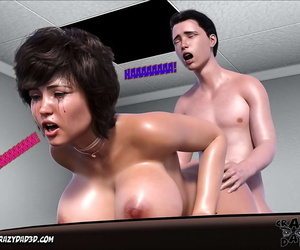 Ultra-kinky Parent 3D Moms Help 11 English - part 2