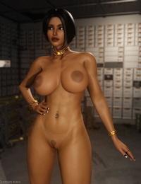 Shassai Esperanza - Golden Girl