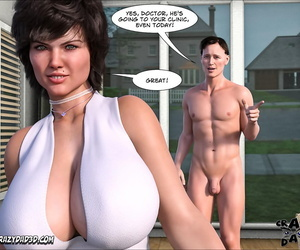 Insane Dad 3D Moms Help Ten English - part 3