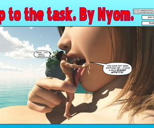 Up to the task - part 3