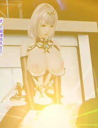 How can a creep like me reincarnate as a pantyhose 身為低級戰鬥員的我轉身成絲襪是甚麼玩法?! Chapter 14 - part 2