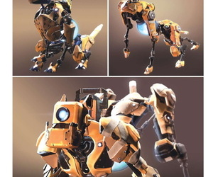 Various The Art of Recore - part 3