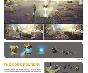 Various The Art of Recore - part 4