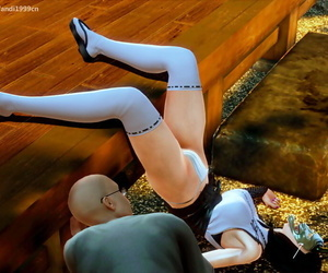 AndiGG 【Ninja chick body】美女の死体を拾って - part 2
