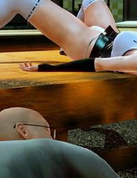 AndiGG ?Ninja girl body?????????? - part 2
