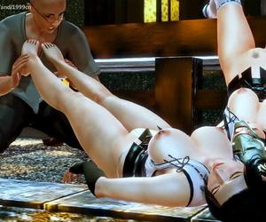 AndiGG 【Ninja girl body】美女の死体を拾って - part 3