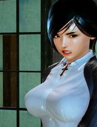 AndiGG ?Ninja girl body?????????? - part 5