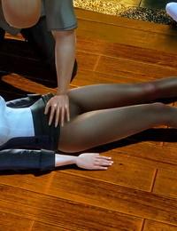 AndiGG ?Ninja girl body?????????? - part 6
