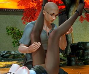 AndiGG 【Ninja lady body】美女の死体を拾って - part 6