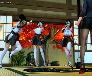 AndiGG 【Ninja chick body】美女の死体を拾って