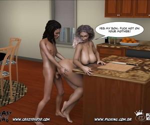Kinky DadFoster Mom 14(English) - part 5