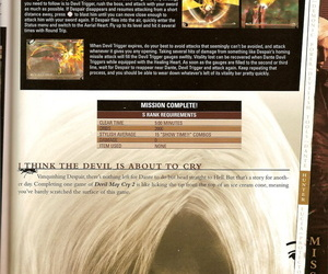 Devil May Cry 2 Official Strategy Guide - part 5