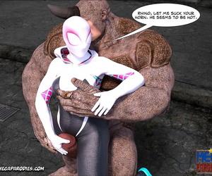 Spider Gwen part 2