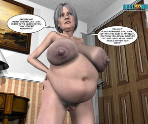 Unusual mature comics - part 1060