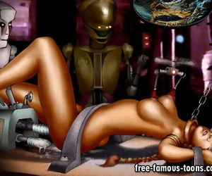 Superstar wars mingy mock orgies - attaching 444