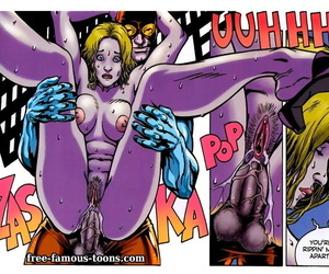 Superheroes and breasty girl sex - part 231