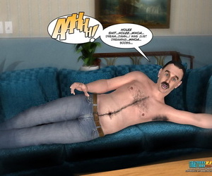 A silver-tongued piece of baggage relating to these adult comics - faithfulness 805