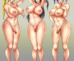 Limp anime shemale cocks - part 291