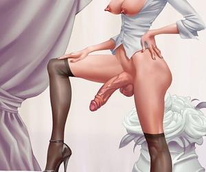 Dickgirl drawings nude - part 184