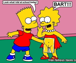 Bart and lisa simpsons wanton sex - attaching 500