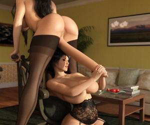 Giantess futa making love - part 615