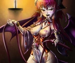 Evil dickgirl succubus - fidelity 1214