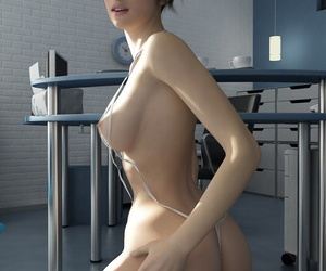 Lickerish young pet approximately sexy lingerie - part 163