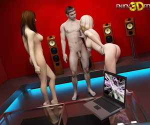 Foolishly hot babes wants to be crazy this guy - decoration 119