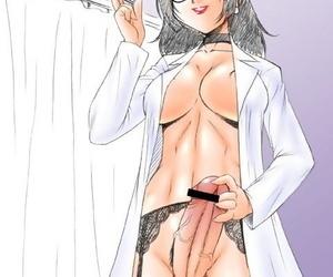 Toon shemale nurses - affixing 1301