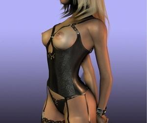 3d toon less glum lingerie - part 1439