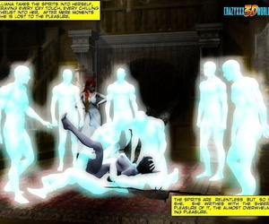 Full-grown fantasy move comics - decoration 1281