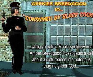 Policewoman interracial orgy - part 584