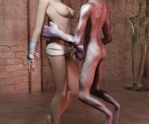 Beautiful redhead molested by sweltering space wean away from - faithfulness 540