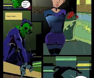 Teen titans score mating - part 482