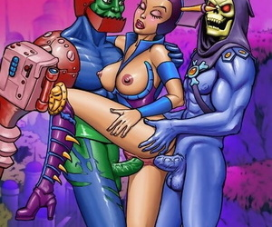 Ghostbusters trounce ho - he-man plus his hos - part 369