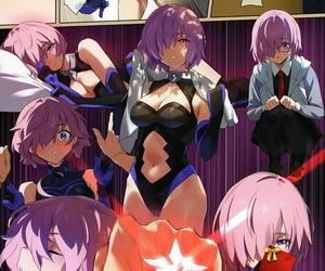 Akihabara Chou Doujinsai OrangeMaru YD Zettai Mash Sensen Fate/Grand Order Italian Hentai Fantasy Decensored Incomplete