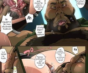 B-Kyuu Site bkyu B-Kyuu Manga 9.1 Final Fantasy VII Spanish Painapol - part 2