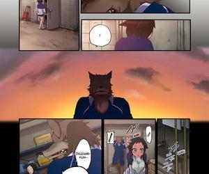 Satou Saori Onaka ni Ippai- Ayakashi no Tane Volumne 1 English Digital - part 2