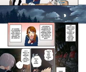 Satou Saori Onaka ni Ippai- Ayakashi no Tane Volumne 1 English Digital - part 3