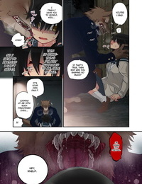 Satou Saori Onaka ni Ippai- Ayakashi no Tane Volumne 1 English Digital