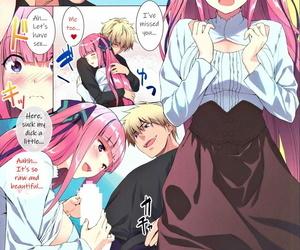 C96 Ura FMO Fumio 5/5 Gobunnogo - Five widely be useful to Five Gotoubun ungenerous Hanayome English KittyKatMan