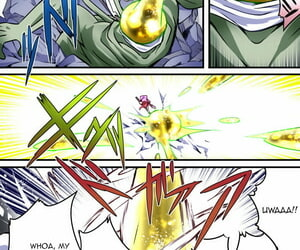 Atelier Hachifukuan Superheroine Yuukai Ryoujoku III - Superheroine in Distress Chrome Rose Bell English Harasho Project
