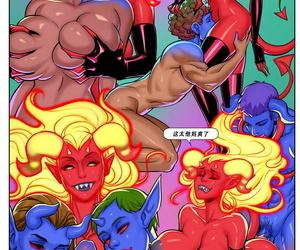 Horny Devil墨小柚个人汉化组