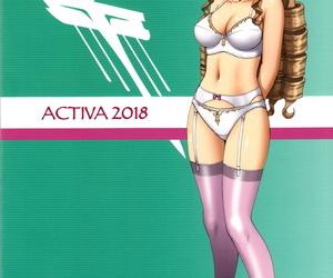 C94 Activa Roshutsu Otome Fantasy - Oujo wa inbina mi rare makuri _Yunaria Fon Vitoria _FINAL_kor - part 3
