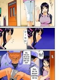 Bai Asuka Hametorare colored English part two - part 2