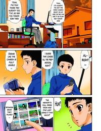Bai Asuka Hametorare colored English part two - part 5