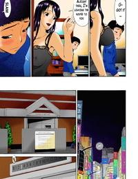 Bai Asuka Hametorare colored English part two - part 6